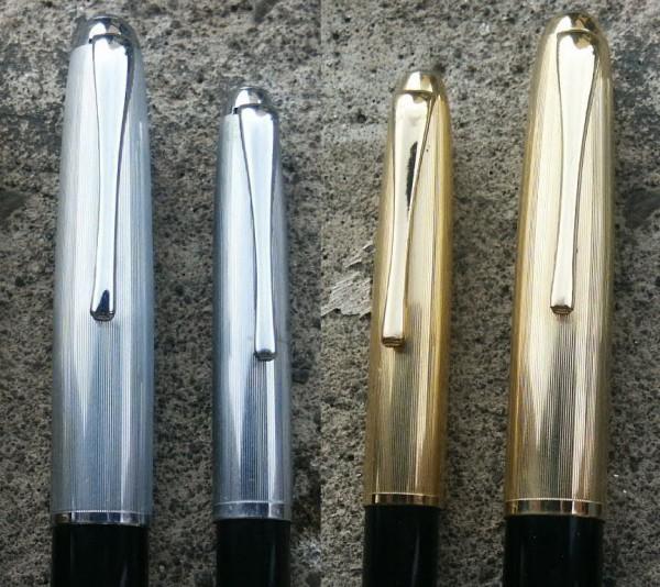 Колпачки перьевой ручки Aurora 88 original (Италия)