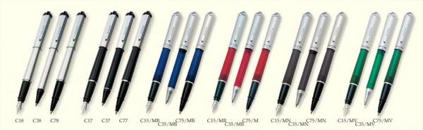 ручки Aurora (Италия) серии Idea