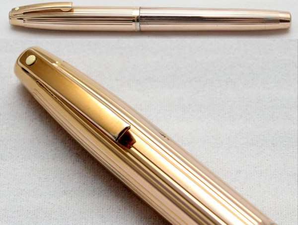 Перьевая ручка Sheaffer Imperial Gold Filled