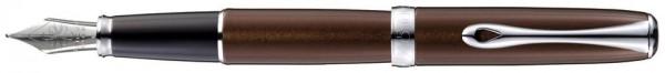 перьевая ручка Diplomat Excellence Marrakesh chrome (Германия)