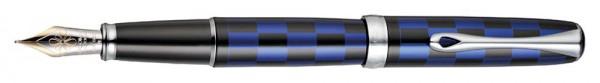 перьевая ручка Diplomat Excellence Roma Sapphire (Германия)