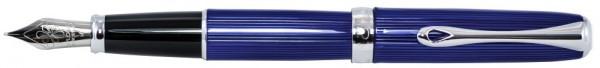 перьевая ручка Diplomat Excellence Skyline Blue (Германия)