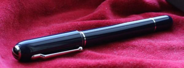 перьевая ручка Dunhill Sidecar / fountain pen