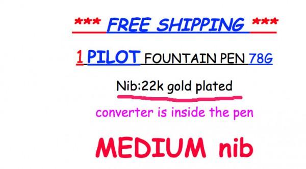 Как покупать перьевые ручки на онлайн-аукционе ebay