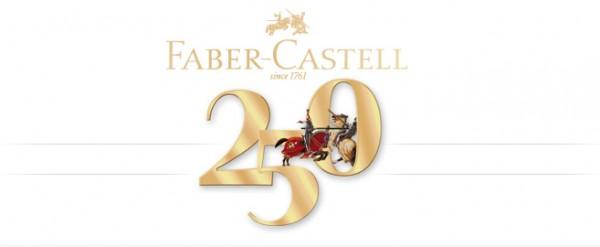 компании Faber-Castell - 250 лет!