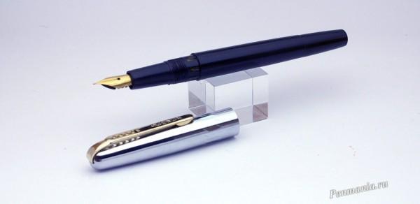 Перьевая ручка Serwex 362 (Индия), с пером Warranted 3 прорези (Франция)
