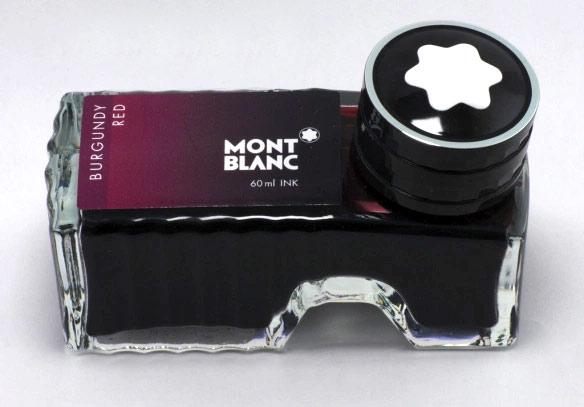 Чернила Montblanc