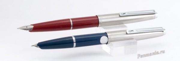 перьевые ручки Inoxcrom 77 и 55 (Испания)