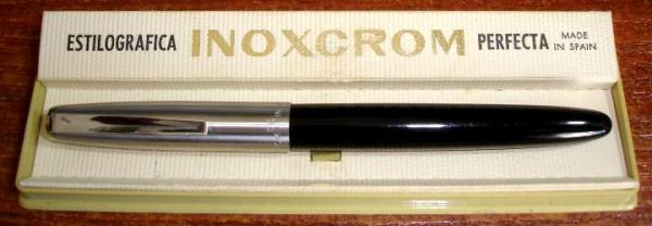 Inoxcrom 55 первых выпусков