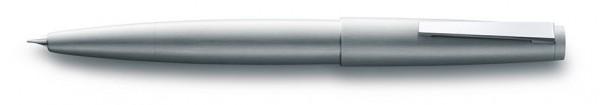 перьевая ручка Lamy 2000 steel edition (2012 год)