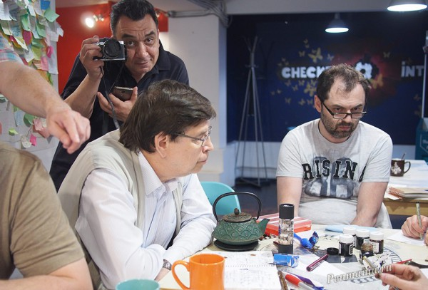Встреча ElitePenMania клуба, июнь 2018, Москва, Россия