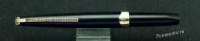 Platinum pocket black 18K soft (Япония)