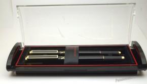 Sailor Valentino набор: перьевая ручка + роллер (Япония)