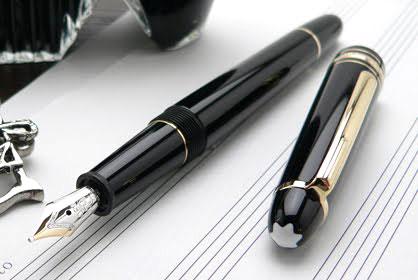 перьевая ручка Montblanc Meisterstück 145 Chopin (Германия)