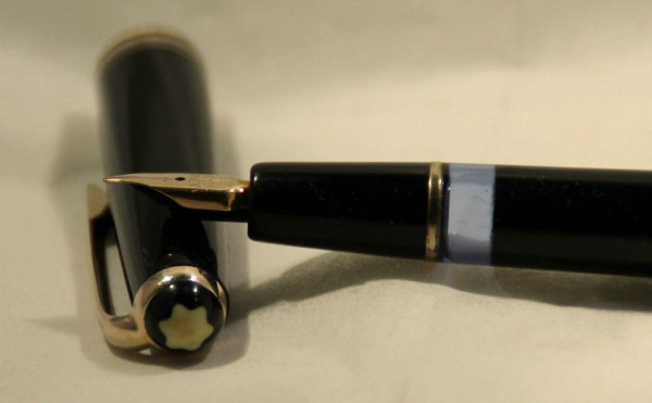 Перьевая ручка Montblanc 252 (Германия)