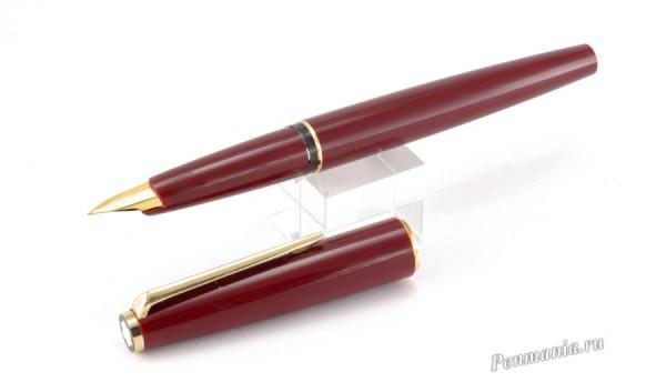 перьевая ручка Montblanc 320 со стальным пером EF / fountain pen steel nib