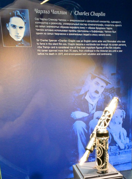Montblanc Charlie Chaplin