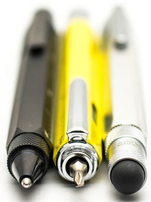 Перьевая ручка Monteverde Tool (США)  fountain pen