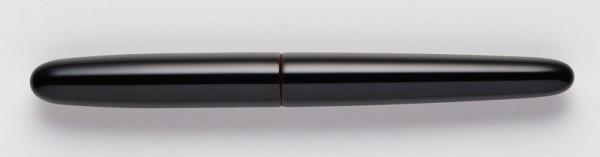 перьевая ручка Nakaya черный тамэнури