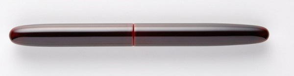 перьевая ручка Nakaya, длинная сигара, красный тамэнури
