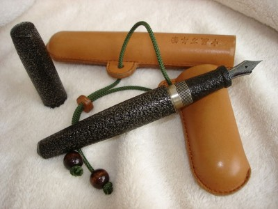 одни из вариантов чехла для ручки Nakaya