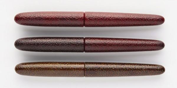 перьевая ручка Nakaya, оформление исимэ