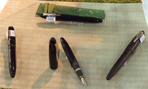Ручки Platinum на выставке Япономания-2013 в Киеве