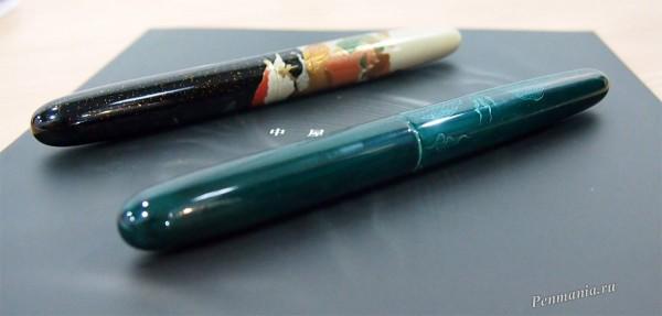 Ручки Nakaya на выставке Япономания-2013 в Киеве