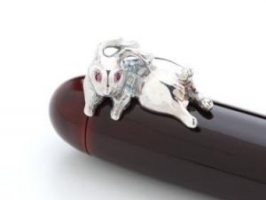 фиксатор для ручки Nakaya, кролик