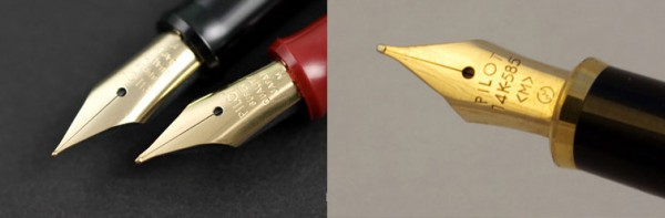 перья Pilot 78G Pilot Custom Regal 14K