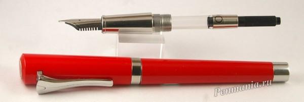 перьевая ручка Omas Emotica / fountain pen