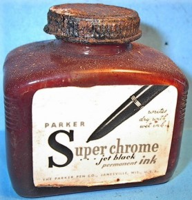 Чернила Parker 51 Superchrome