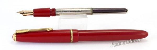 Перьевая ручка Parker Slimfold