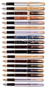Перьевые ручки Parker Sonnet