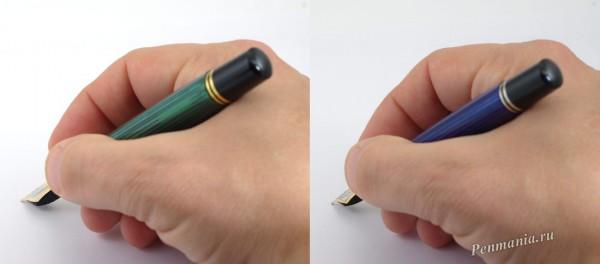 Перьевые ручки Pelikan M1000, M800 (M805) (Германия)