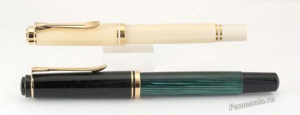 Перьевые ручки Pelikan M320 и Pelikan M400