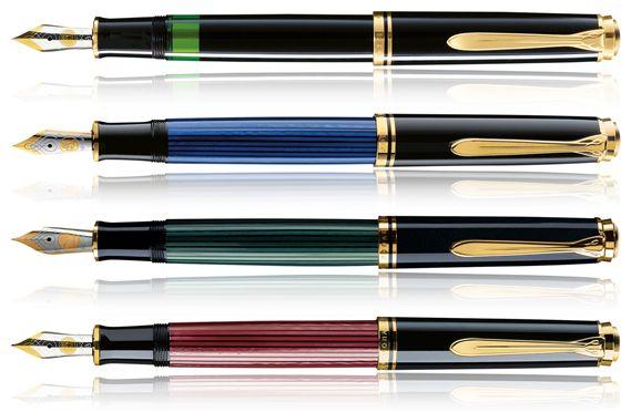 Перьевые ручки Pelikan M400