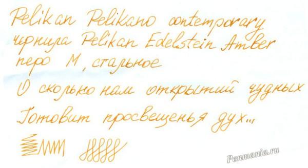 Перьевая ручка Pelikan Pelikano P480 (Германия)