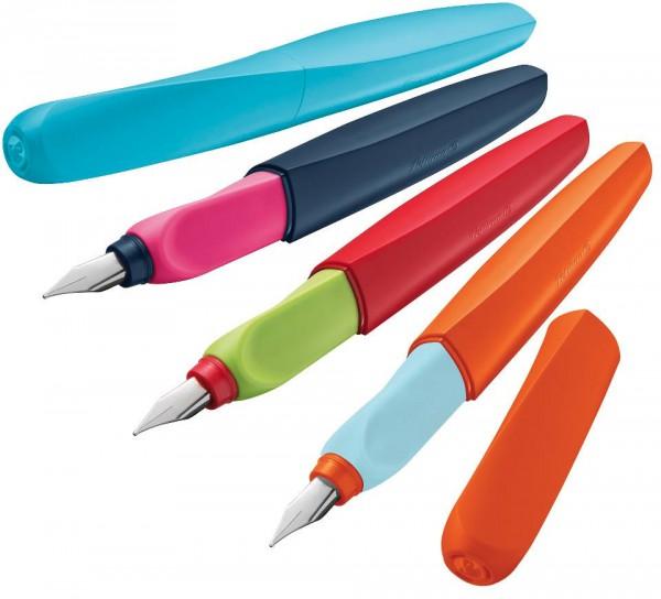 Перьевая ручка Pelikan Twist (Германия)