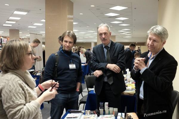 На Moscow PenShow-2018