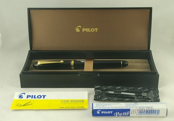 Pilot Custom 74 EF