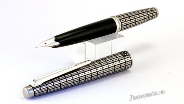 Перьевая ручка Pilot Elite II full hatched