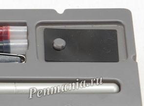 Кусочек пленки для прочитски пера ручки Pilot parallel