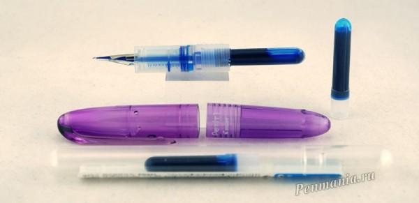 перьевая ручка Pilot Petit (Япония)