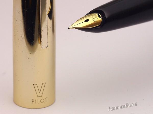Pilot Super 100 V (Япония) / fountain pen