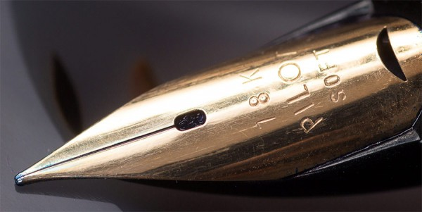 Перо Soft ручки Pilot Elite pocket original