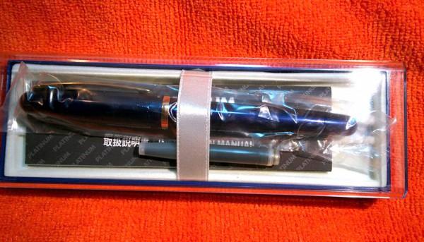 Перьевая ручка Platinum Balance (Япония)