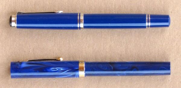 Сравнение Pelikan M605 и Sheaffer NoNonsense