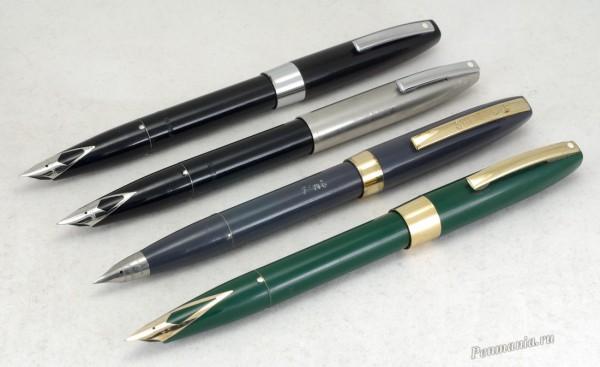 Перьевые ручки Sheaffer 330, 440, Imperial III, Imperial IV (США)