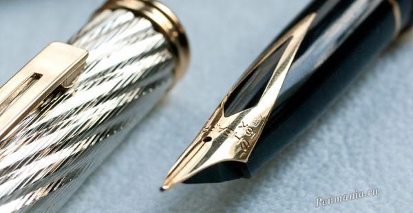 Перьевая ручка Sheaffer Targa Fred Force 10